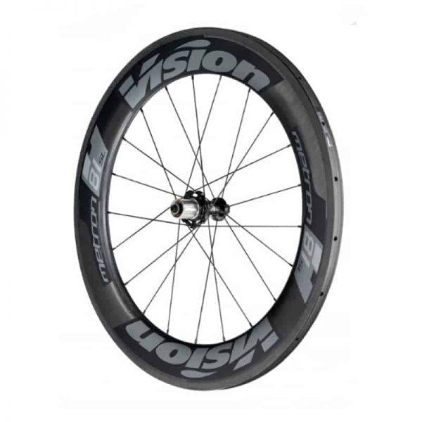 Vision Metron 81 SL Carbon clincher TL – SH11 (wheelset)