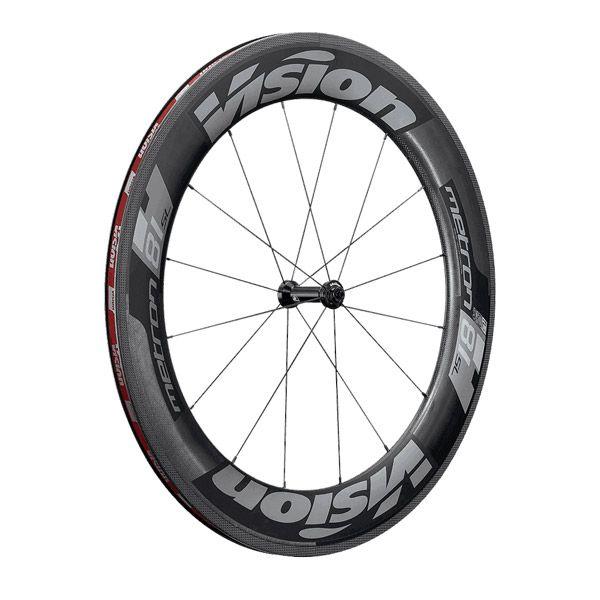 Vision Metron 81 SL Carbon Wheelset – Tubular SH11(Wheelset)
