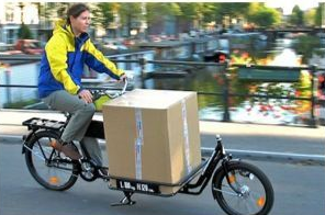 Have a look at the load-carrying bike