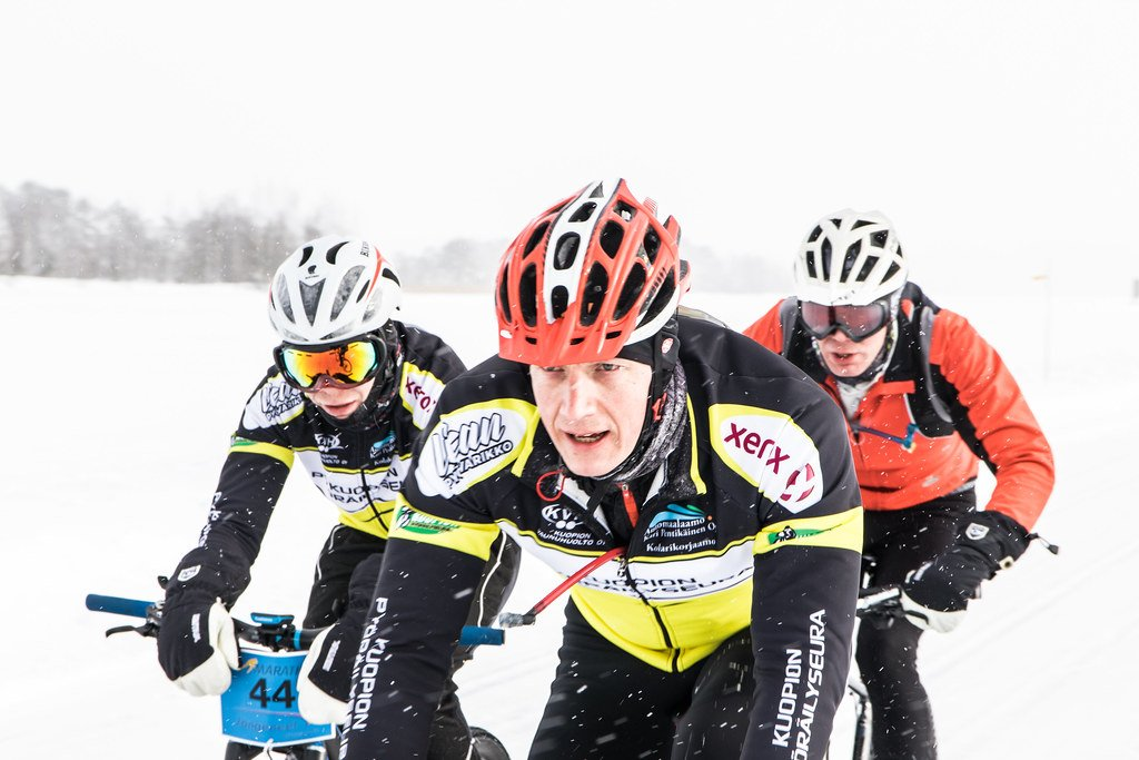 Tips for winter cycling