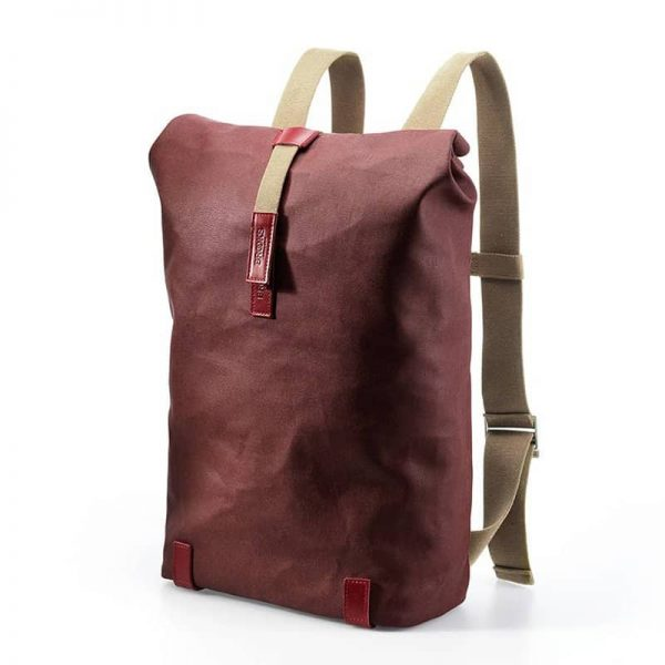 Brooks Pickwick – Large (26 L) – Chianti / Maroon