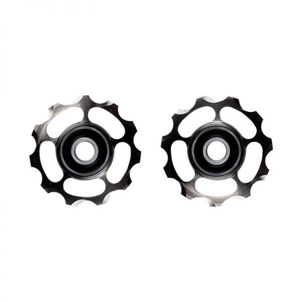 CeramicSpeed Sram 11 s road Titanium pulley wheels