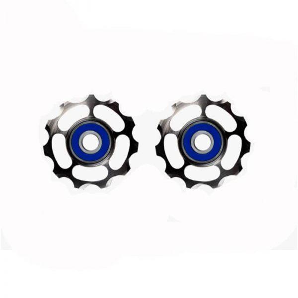 CeramicSpeed Sram 9+10 s road Titanium pulley wheels