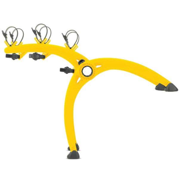 Saris Bones 3 Bikes – Yellow