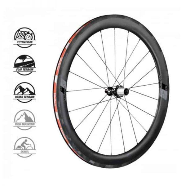 VISION SC55 CH-TL SH11 (wheelset)