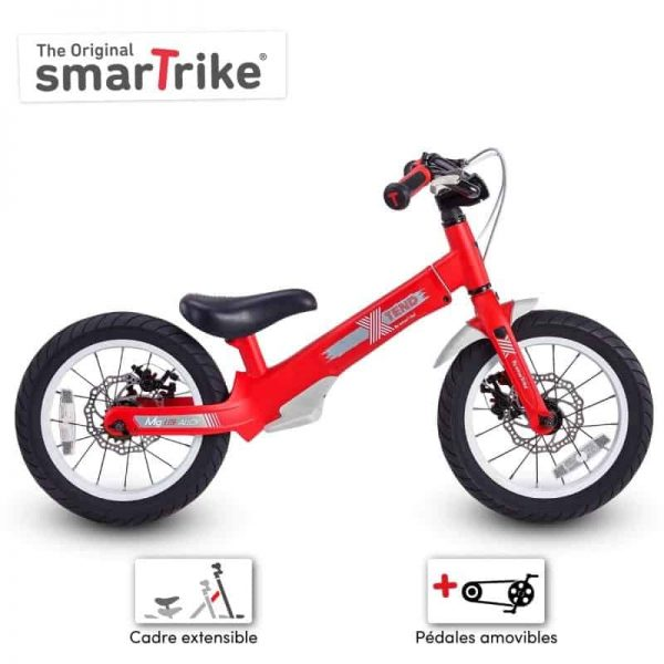 SMARTRIKE Evolving bike