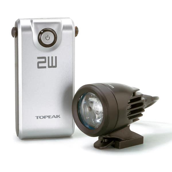 Topeak WhiteLite HP 2W