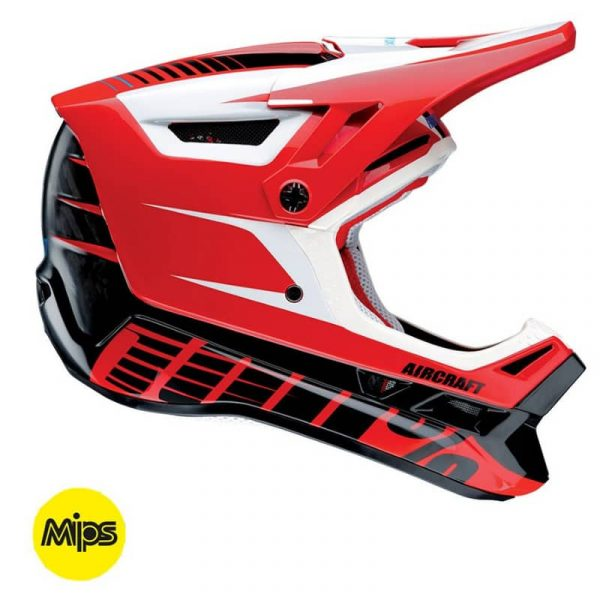 100% AIRCRAFT DOWNHILL HELMET WITH MIPS (BLAZER)