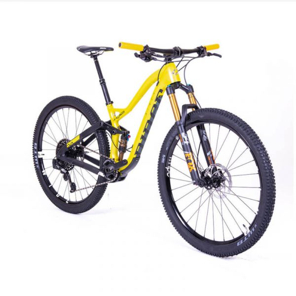 NINER JET 9 RDO YELLOW
